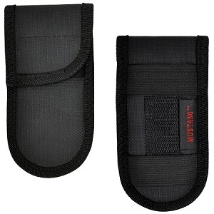 "DualCarry Cordura fits 4"" to 4.5"".."
