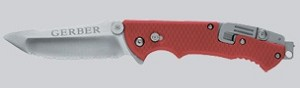Hinderer Rescue - Serrated, Sheath