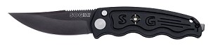 SOG TAC MINI AUTOMATIC BLACK TINI
