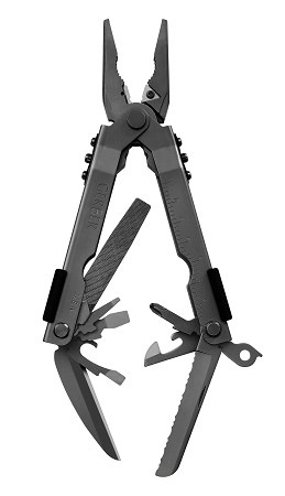 Multi-Plier 600 - Needlenose Black w/ Carbide...