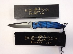 Mini Predator Blue Tactical