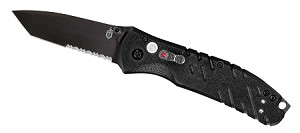 Propel AO - 420C Blade, Black G-10 Handle