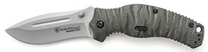 Black Ops 4 M.A.G.I.C. Assist Liner Lock 4034 Stainless Steel Blade w/Ambidextrous Thumb Knobs Grey Aluminum Handle w/Side Safety, Lanyard Hole, & Reversable PC